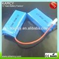 Fabricante da bateria de lítio 151840 1000 mah 3.7v recarregável