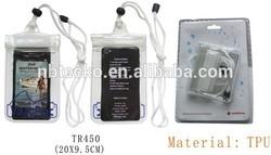 Wholesale universal TPU waterproof mobile phone bag