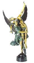 Naked Man&Woman Figurative Bronze Sculptures BS134A