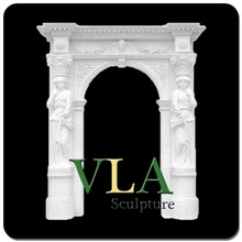 2012 New Style Stone Door Frames Carving VD-047K
