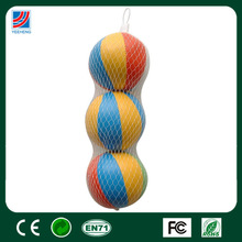 mini basketball game set packing with mesh bags