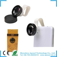 Optical 5X zoom camera mobile phone Camera Lens Without Vignetting mini camera lens for samsung galaxy s4