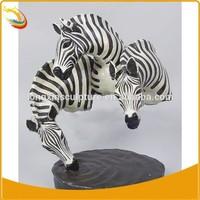 Zebra Head Sculpture Animal Head Sculpture Home Decoration Pieces Making