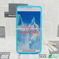Inner scrub tpu case for LG G3 D830 D850 VS985