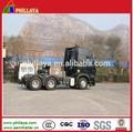 Alta configuración Sino Howo 6X4 420hp Tractor Camión / Primer Motor A7 Cabina