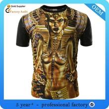 custom tshirt with custom label, custom t shirt leather sleeves