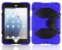 Protective cover for mini 3 iPad mini waterproof shockproof case