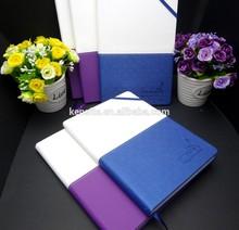 factory produce customized fashion notebook
