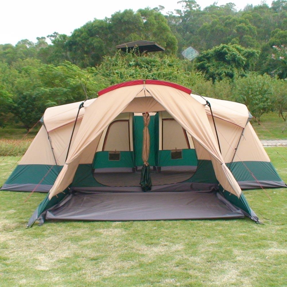 Zelt Narture Eco 30m 3 Zimmer ohne sanitrausstattung