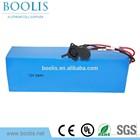 environmental 48v 15ah lifepo4 battery pack li-ion 48v 12ah 50ah for electric bike