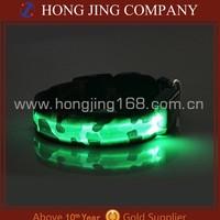 2014 New Pet Dog Products LED Dog Collar