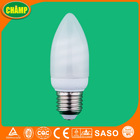 T2 220V Candle Energy Saving Fluorescent Lamp