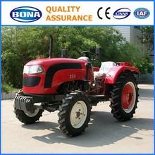 Worldwide famous foton 254 lawn tractor mini front end loader backhoe