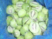 BRC,KOSHER,HALAL frozen kiwi halves