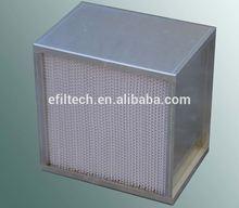 For Cleanrooms ULPA H12 H14 U15 U16 U17 Air Filter corrosion prevention