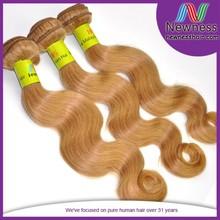 Newnewss 100 human hair weft/weave grade aaa
