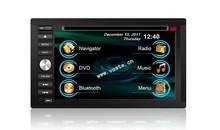 In car dvd player+gps+bluetooth+radio+mp3 multimedia system for Hyundai Tucson