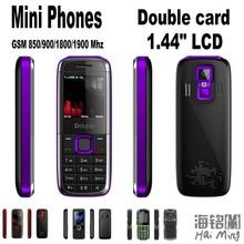 Quad band mini 5130 gift mobile phone 1.4inch MTK6252 CPU