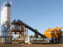 ISO 9000 certification HLS90 precast concrete plant