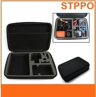 Professional GoPro Case, Storage Carry Case Bag For GoPro Hero 4 3+ 3 2 1 ,Camera Accessories