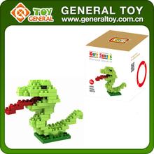 plastic cube building block, cheap toy building block, diy toy