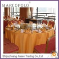 Banquete de mesa equipados capa e toalha/atacado decorações de casamento usado panos de mesa para venda