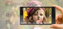 "Unlock Oneplus One 4G LTE smartphone 5"" HD 1280*720 mtk6582 1.3GHz 1GB RAM 8GB NFC 13MP Camera 3100mAh WCDMA"