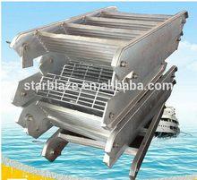 Designer Cheapest aluminum marine dock ladder