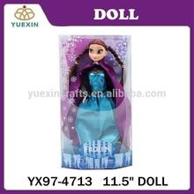 Princess Elsa Doll Hot sale Frozen Doll