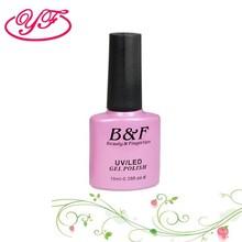 Beauty show wholesale nail gel set soak off nail uv gel