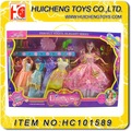 girl doll toy with colorful dress