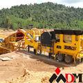 shanghai dongmeng oro attrezzature minerarie frantoio mobile usato nel settore minerario