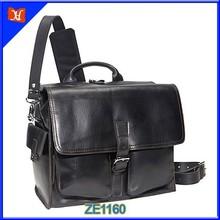 Leather Messenger/Backpack Camera Bag, DSLR Leather Camera Bag