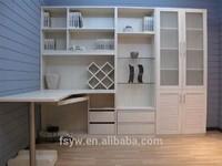 modern furniture wood bookcase