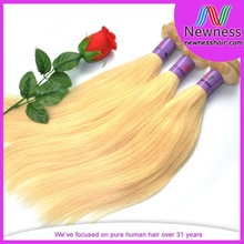 New fashion best price can be dyed remy european hair extensions
