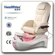 Hot new spa lounge chair kids spa pedicure massage chair salon chair orange