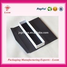 Custom logo cardboard foldable pen box lastest pen gift box