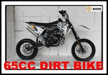 Water-cooled 65cc Dirt Bike