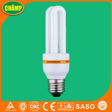 18W 8000H 2U Fluorescent Lamp Electric Bulb