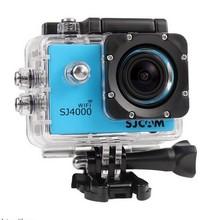 Video Camera SJCAM SJ4000 WiFi Sports DV Bike Helmet Ski Diving Outsports Camera Car Recorder