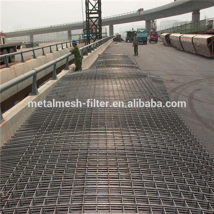 Galvanized Welded Wire Mesh Concrete Galvanized Concrete Wire Mesh