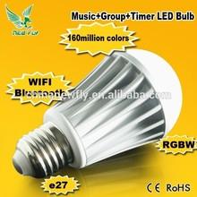 High Quality Smart Bluethooth Wifi mini christmas light bulbs From New Fly