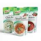 plastic instant soup packaging sachet