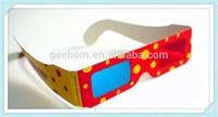 3d paper glasses 3d video glasses good price 3d glasses new 2015