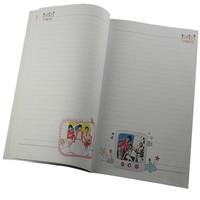 wholesale custom a4 print exercise book