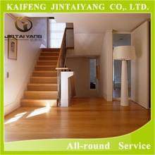 cheap wood floor/ waterproof flooring plank