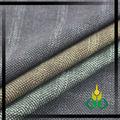 Um lado escovado tecido terno verificado elegante xadrez vestuário produtos de tecido china vestidos de casamento 2014