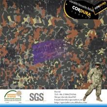 nylon cordura fabric rip stop camouflage fabric