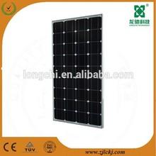high efficiency monocrystalline sun power solar panel 250w