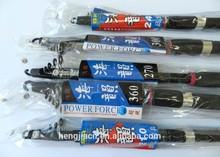 FRP ROD 2.1m 2.4m 2.7m 3.0m 3.6m Ultra Hard Carbon Fiber Carp Fishing Telescopic Fishing Rod Long Casting Spinning Rod Portable